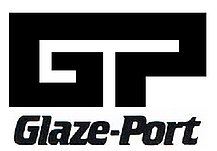 glaze port logo