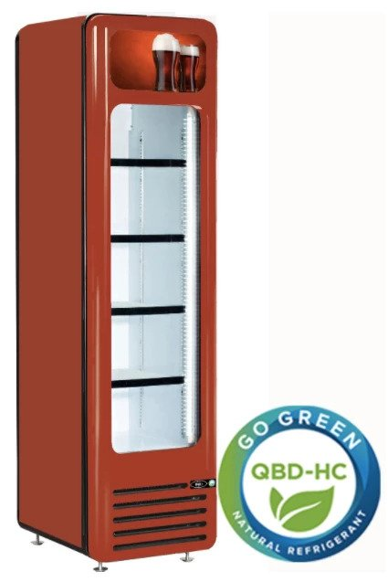 QBD Beer refrigerator/counter