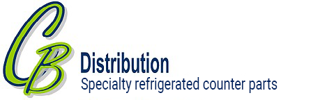 Distribution CB - refrigerated counter parts
